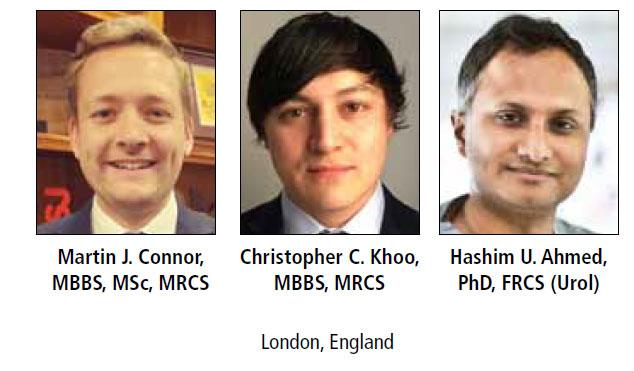 Hombre vs Máquina: eficacia comparativa de la Biopsia dirigida de Próstata Transperineal cognitiva y la dirigida por Fusión de imágenes
