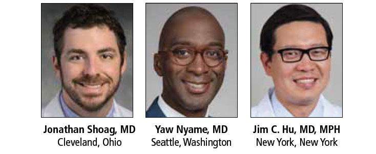 Los hombres sanos deben someterse a una prueba de Antígeno Prostático específico de base