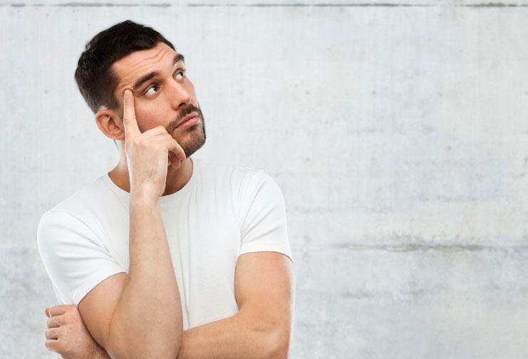 Principales causas de la falta de deseo sexual en los hombres